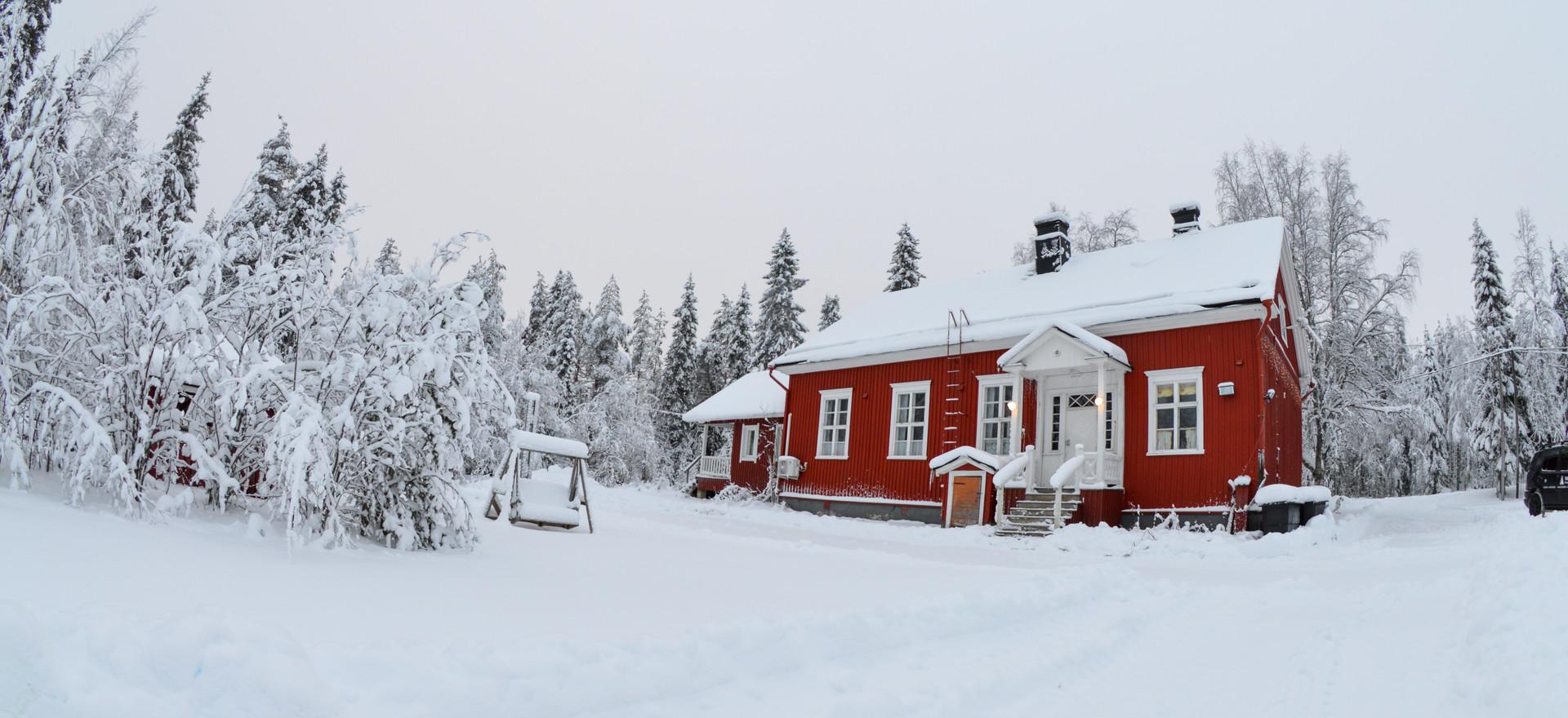 Aneen Loma Posio Lapland