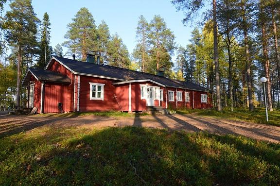Kuikka Camp, Wildlife Safaris Finland