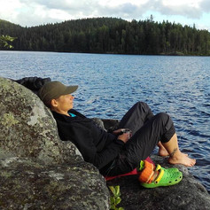 Easy kayaking tours in Wild Taiga, hikesntrails.com