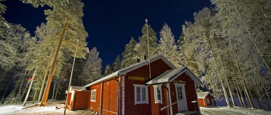 Kuikka Camp in Kuhmo