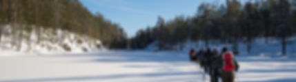 Hikes'n Trails Lapland Snowshoeing