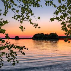 summer kayaking tours in Finland