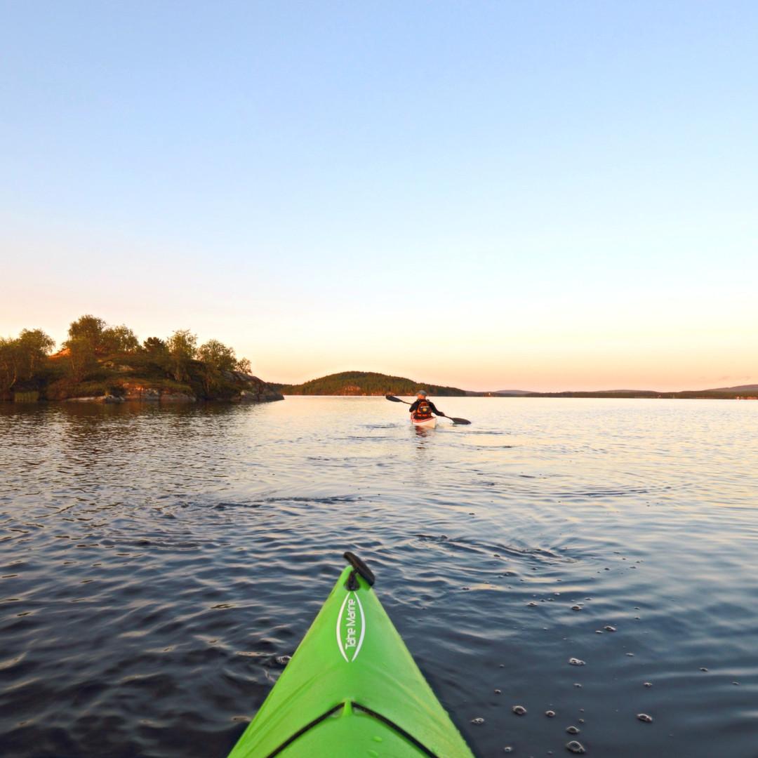 Hikes'n Trails kayaking tours