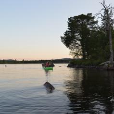 Kayaking tours, hikesntrails.com