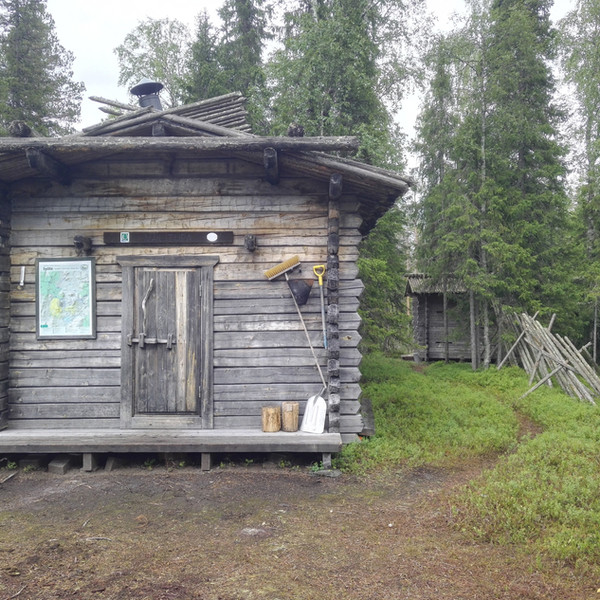 Syöte National Park in South Lapland