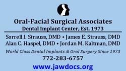 oral facial logo
