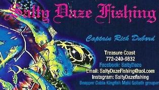 salty daze logo