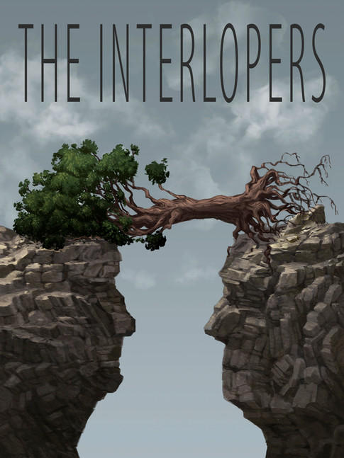 The Interlopers (Book Cover)