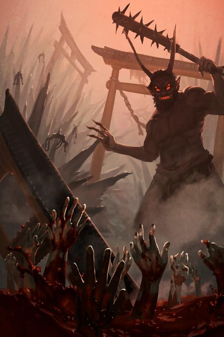Jigoku (Hell)