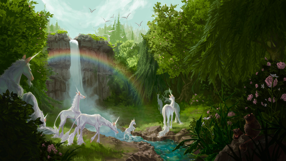 Migration of the Unicorns