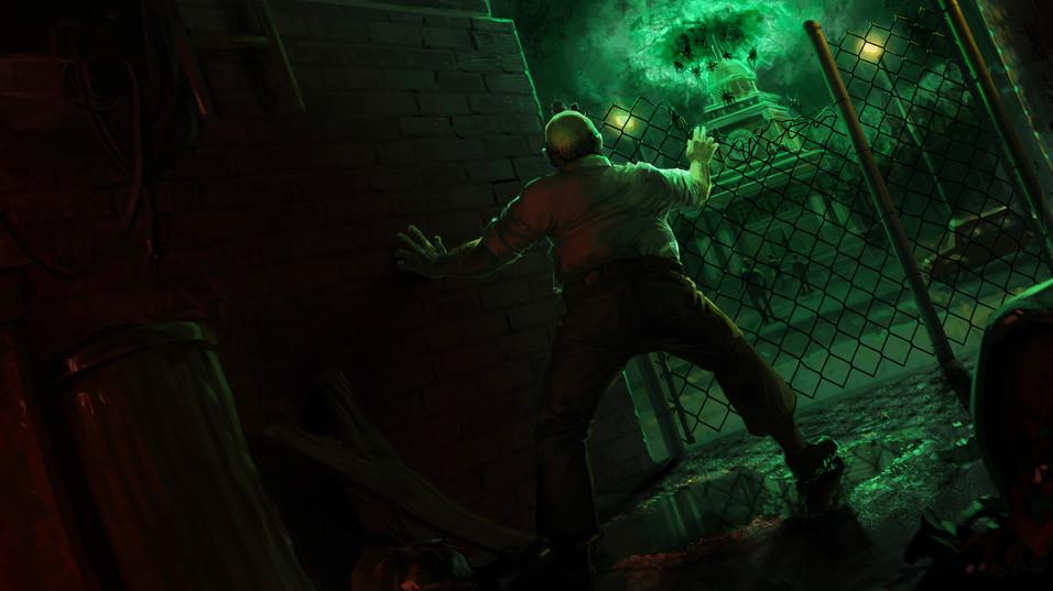 Invasion (The Hanging Stranger)