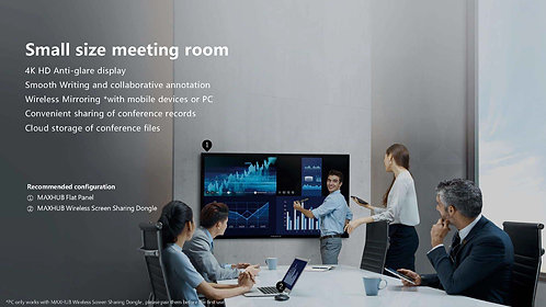 Maxhub Teleconference Flat Set #WORK FROM HOME