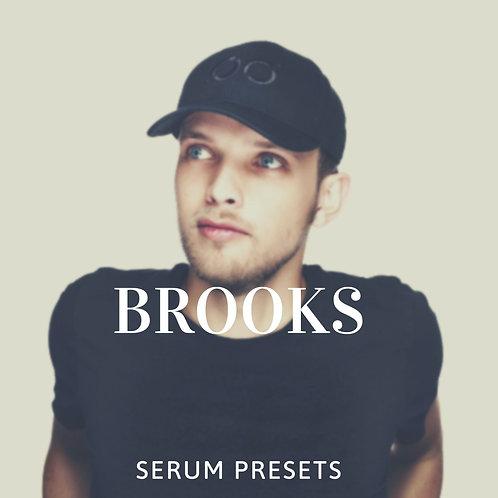 Brooks Soundbank for Serum