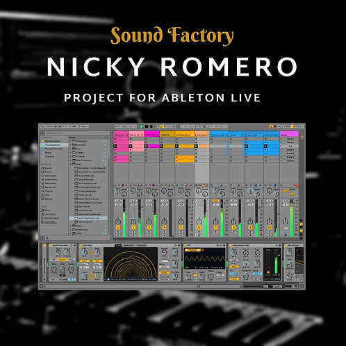 Nicky Romero for Ableton Live 10