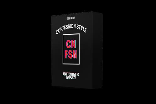 Confession Style Drop - Ableton Live 10 Template