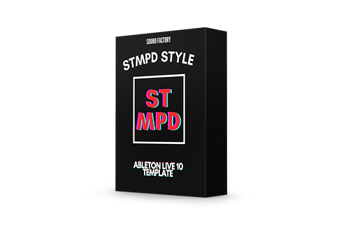 STMPD Style Drop - Ableton Live 10 Template
