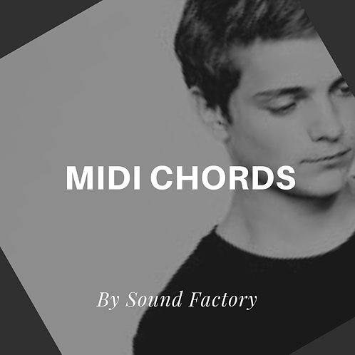 MIDI Chords inspired by Martin Garrix & Mike Williams