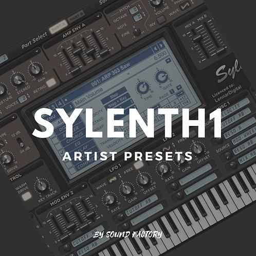 Sylenth1 Artist Presets