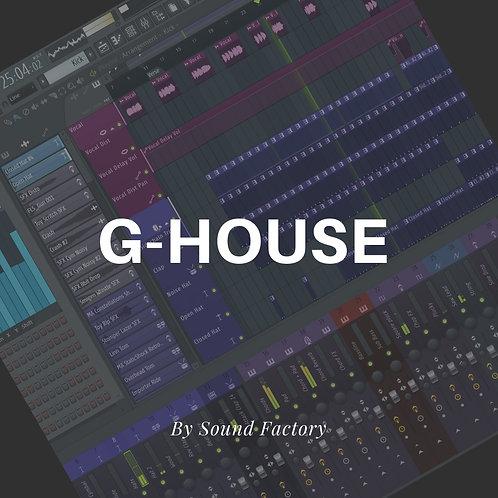 G-House for FL Studio
