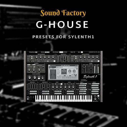 G-House for Sylenth1
