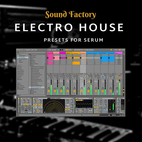 Electro House for Ableton Live