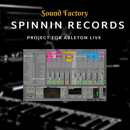 Spinnin Records for Ableton Live