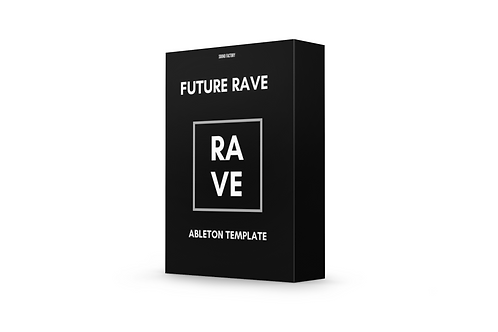 Future Rave Ableton Live 10 Project