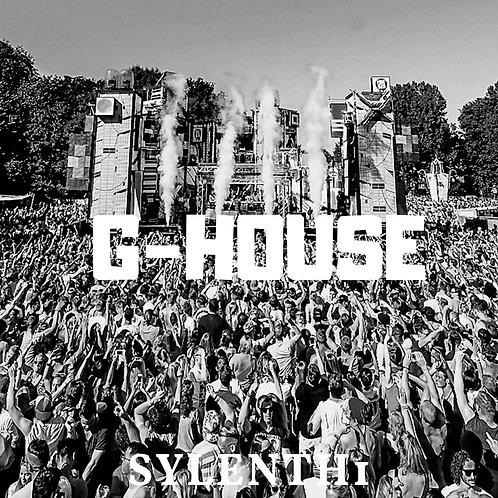 G-House for Ableton Live 9 Template (or newer)