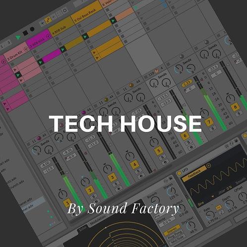 House/Tech House Template