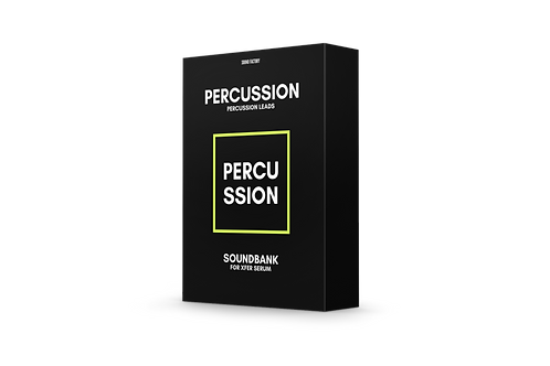 Percussion Leads for Serum Vol.1