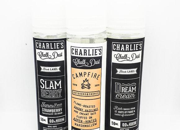 Charlies Chalkdust