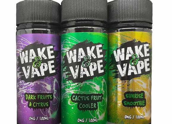 Wake and Vape