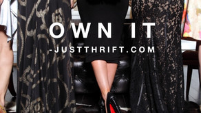 Why this Toronto second hand designer brand retailer - JustThrift.com - is booming during Covid-19