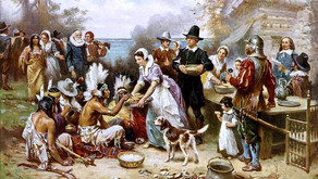 FUN FACT: First North American traditional Thanksgiving occurred in Northern Canada 🇨🇦