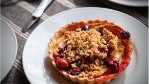 Enjoy the Sweet Life! With Christine Kropp; It's Cranberry Season!