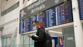 Toronto Pearson awarded first place in highest international Covid infected arrivals