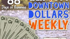 Muskoka's local radio station Hunters Bay Radio is giving away $5,000 in downtown Huntsville Dollars