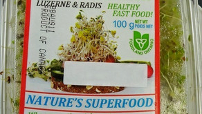 Sunsprout Micro Greens Alfalfa & Radish recalled in Ontario due to Salmonella