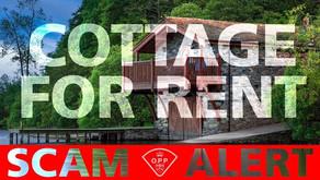 Online Cottage Rental Scam in Muskoka - Huntsville OPP