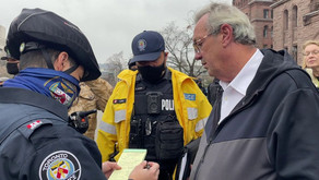 Several Ontario Police Officers retain Legal council to clarify constitutionality of Covid Measures