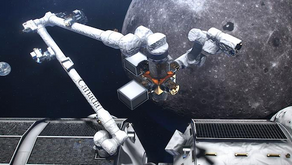 Fun Fact: The CanadaArm is made in the GTA and is going to the Lunar Outpost to explore the Moon