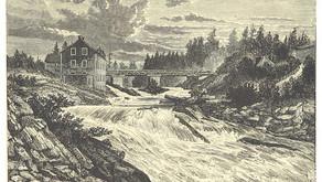 FUN FACT: Bracebridge was a pioneer in hydro generation in Ontario