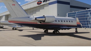 Muskoka Airport; Skyservice Business Aviation Inc. is now part of the Gravenhurst business community