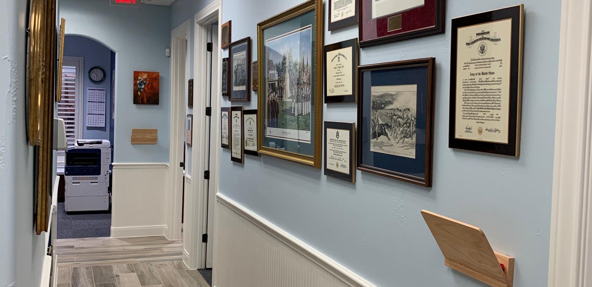 Hallway of Honors