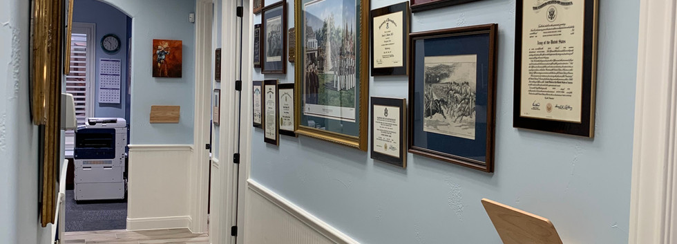 Hallway of Honors