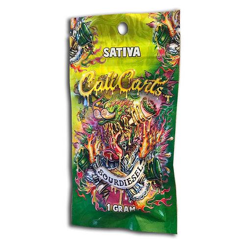 1000mg - CaliCarts Sour Diesel Sativa