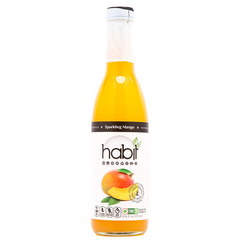 100mg Habit Sparkling Manggo Beverage