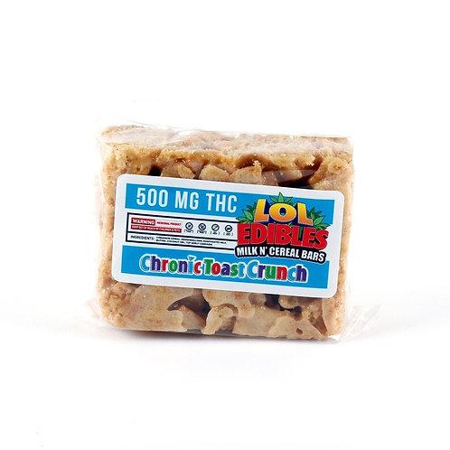 500mg - Lol Edibles Chronic Toast Crunch