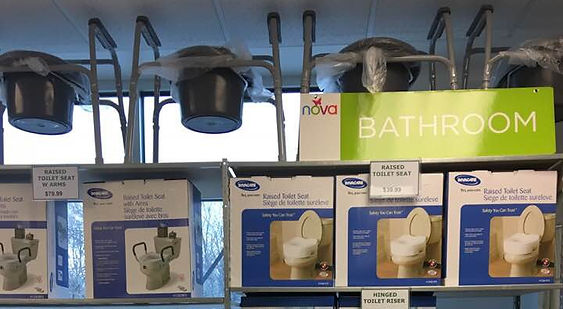 Senior Medical Supplies, Bath Safety, Scooters, Incontinence, Wheelchairs, Compression Stockings, Personal Care, Beds, Mattresses, Bed Accessories, Walkers, Rollators, Canes, Commodes, Aids for Daily Living, Lift Chairs, Stair Lifts, Ramps, Toilet Seat Adjustments