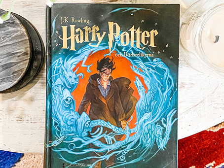 Collecting Harry Potter Books, and a Magical Tattoo